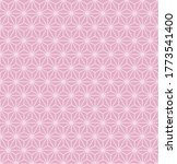 illustration of abstract pink... | Shutterstock . vector #1773541400
