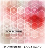 vector pattern with colorful...   Shutterstock .eps vector #1773546140