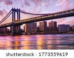 Beautiful Manhattan Bridge From ...