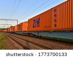 Shipping Containers Of Zih...