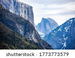 Yosemite National Park is in California's Sierra Nevada mountains. It's famed for its giant, ancient sequoia trees, and for Tunnel View, the iconic vista of towering Bridalveil Fall and the granite cl