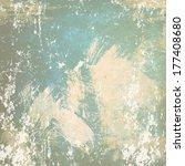grunge background | Shutterstock . vector #177408680