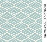 seamless pattern. classical... | Shutterstock .eps vector #177420293