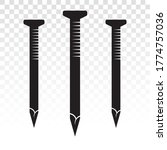 Wood Fastener Nails Or Concrete ...