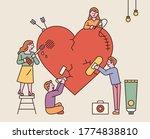 Many People Heal Massive Heart...