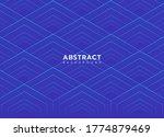 abstract background vector... | Shutterstock .eps vector #1774879469