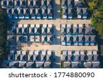 Housing Subdivision Or Housing...