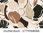 trendy artistic illustration... | Shutterstock .eps vector #1774968086
