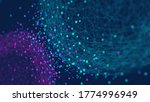 futuristic technology for... | Shutterstock . vector #1774996949