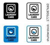 """""""laundry care"""" wash  clean and... 