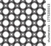 lattice screen lasercut grille... | Shutterstock .eps vector #1775200313