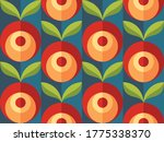 background fruits and green...   Shutterstock .eps vector #1775338370