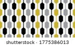 1960s Wallpaper Pattern  ...