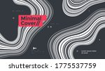black and white background with ...   Shutterstock .eps vector #1775537759