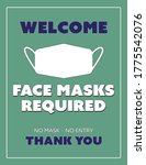 Welcome Face Masks Required...
