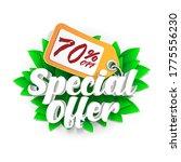 Special Offer Label Sale 70 ...