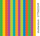 multi color abstract... | Shutterstock .eps vector #1775622149