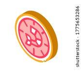 pizza shrimp icon vector.... | Shutterstock .eps vector #1775653286