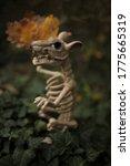 Halloween  Holiday Symbol. Rat ...