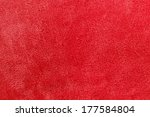 A Pinkish Red Background Of...