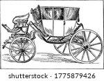 washington's coach  that...   Shutterstock .eps vector #1775879426