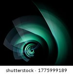 Rotation Of Abstract Fractal...