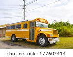 escolar  school  bus | Shutterstock . vector #177602414