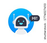 Chat Bot Using Laptop Computer  ...