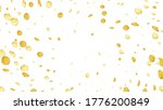 rotating coins background.... | Shutterstock .eps vector #1776200849