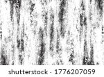 rough black and white texture.... | Shutterstock . vector #1776207059