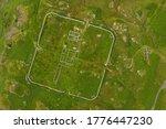 Hardknott Roman Fort Is An...