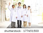 Small photo of Nurses and doctors forgo the patient