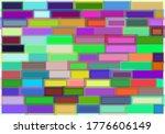 Multicolor Rectangles...