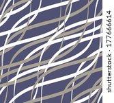 seamless pattern. irregular... | Shutterstock .eps vector #177666614