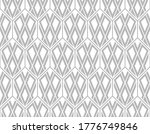 the geometric pattern with... | Shutterstock .eps vector #1776749846