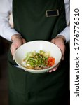 Fresh Salad With Tuna  Boiled...