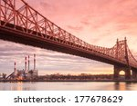 sunrise at the queen bridge ... | Shutterstock . vector #177678629