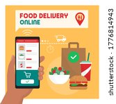 food delivery online  user...