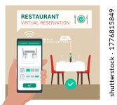 restaurant virtual reservation  ...