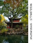 Ancient Pagoda Building In...