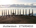 olkhon   russia   27 june 2019  ...   Shutterstock . vector #1776904010