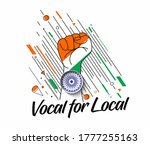"vocal for local"" campaign of... 
