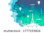 Travel Poster Template  Vector...