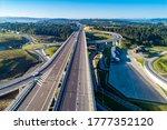 New Motorway In Poland On...