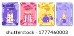 people character with items... | Shutterstock .eps vector #1777460003
