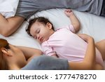 Cute Little Baby Sleeping...