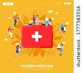 medicine chest concept flyer ...