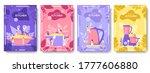kitchen technology flyer ... | Shutterstock .eps vector #1777606880
