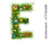 fresh grass letter