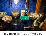 Old Antique Ceramic Utensils...